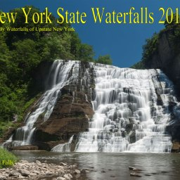 New York State Waterfalls 2018 Calendar