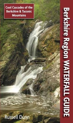 Berkshire Region Waterfall Guide by Russell Dunn