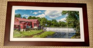 "Red Mills 10""x 20"" Pano"