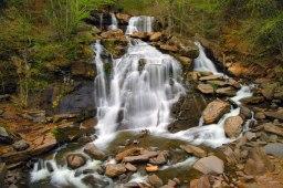 Shooting the Falls – Bastion Falls