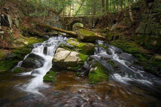 Falls Brook Lower Falls