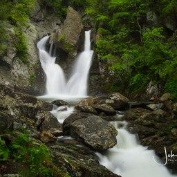 Shooting the Falls – Bash Bish Falls
