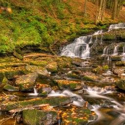 Shooting the Falls: Beecher Creek Falls